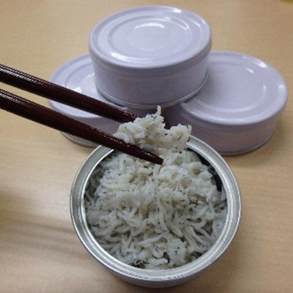 静岡市発の魅力「おみや水産缶詰の開発」