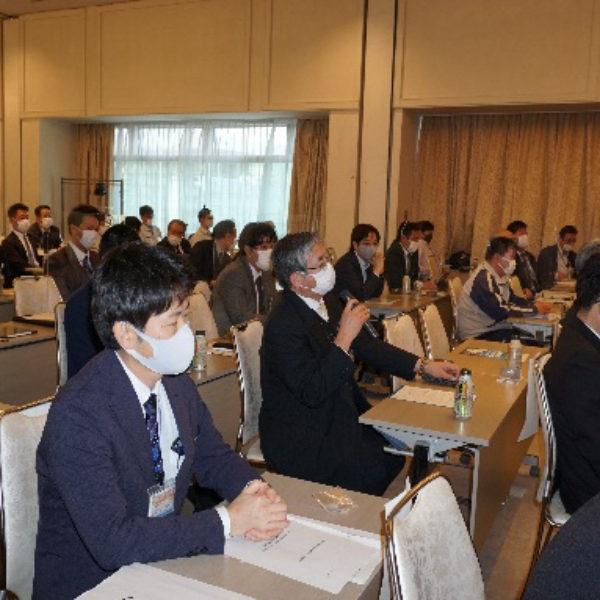 静岡・海洋産業シンポジウム2021を開催しました。